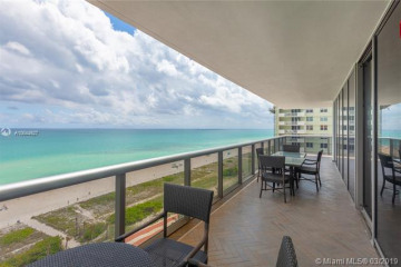 Home for Rent at 5875 Collins Ave #1402, Miami Beach FL 33140