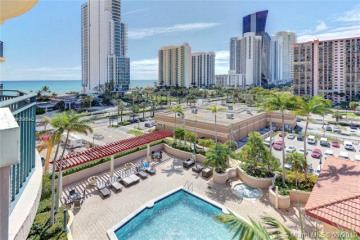 Home for Rent at 17555 Atlantic Blvd #902, Sunny Isles Beach FL 33160
