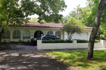Home for Rent at 810 Anastasia Ave, Coral Gables FL 33134
