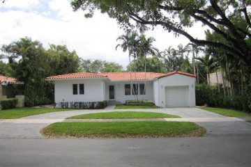 Home for Rent at 834 SW Mariana Ave, Coral Gables FL 33134