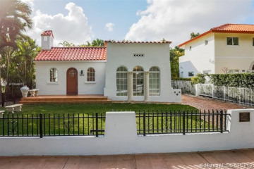 Home for Rent at 1916 Ferdinand St, Coral Gables FL 33134