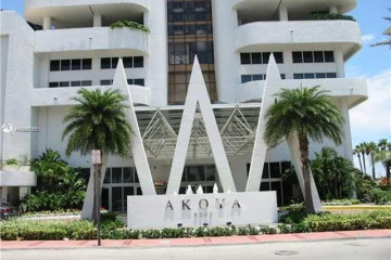 Home for Rent at 6365 Collins Ave #3908, Miami Beach FL 33141