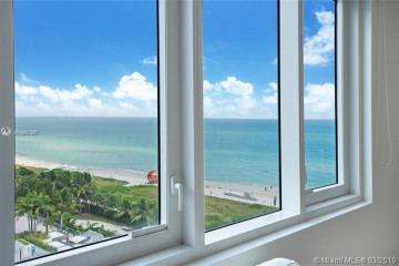 Home for Rent at 2301 Collins Ave #1014, Miami Beach FL 33139