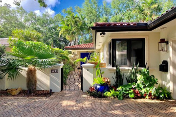Home for Rent at 721 Tibidabo Ave, Coral Gables FL 33143