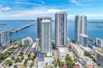 Home for Sale at 650 NE 32 #PH#5302, Miami FL 33137