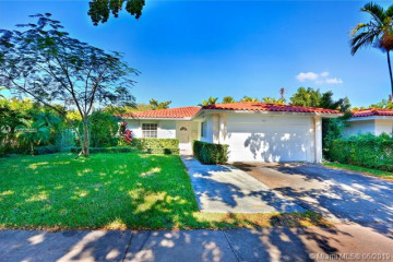 Home for Rent at 1551 Ancona Ave, Coral Gables FL 33146