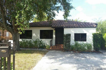Home for Rent at 436 SW 15th Rd, Miami FL 33129
