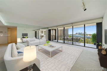 Home for Sale at 3 Grove Isle Dr #C708, Coconut Grove FL 33133