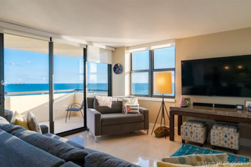 Home for Rent at 2555 Collins Ave #2011, Miami Beach FL 33140