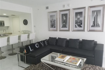Home for Rent at 1300 Brickell Bay Dr #3508, Miami FL 33131