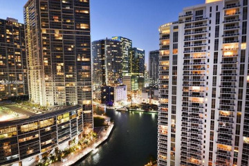 Home for Sale at 801 Brickell Key Blvd #2804, Miami FL 33131