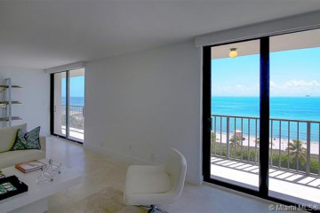Home for Sale at 2625 Collins Ave #907, Miami Beach FL 33140