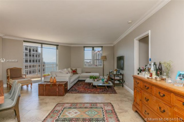 Home for Sale at 701 Brickell Key Blvd #1512, Miami FL 33131