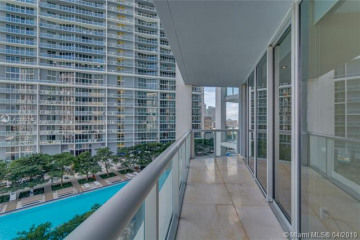 Home for Rent at 475 Brickell Ave #1807, Miami FL 33131