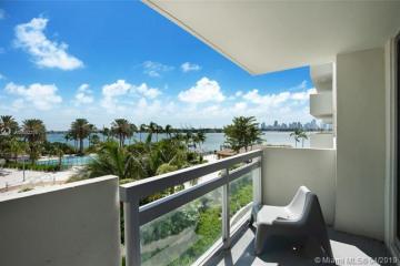 Home for Sale at 1500 Bay Road #328, Miami FL 33139