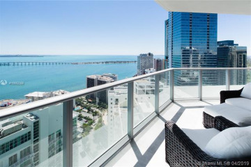 Home for Sale at 1300 Brickell Bay Dr #3801, Miami FL 33131