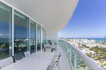 Home for Sale at 1000 S Pointe Dr #1607, Miami Beach FL 33139