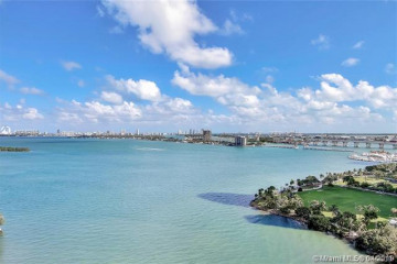 Home for Rent at 2020 N Bayshore #3504, Miami FL 33137