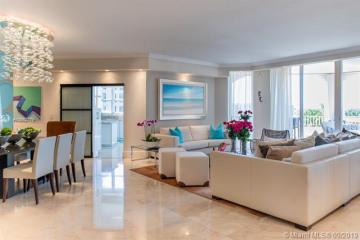 Home for Sale at 749 Crandon Blvd #511, Key Biscayne FL 33149