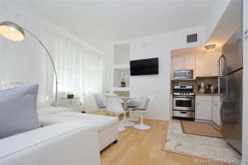 Home for Sale at 1342 Drexel Ave #105, Miami Beach FL 33139