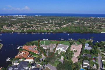Home for Sale at 494 Mariner Dr, Jupiter FL 33477