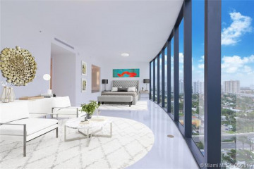 Home for Sale at 18555 Collins Ave #1705, Sunny Isles Beach FL 33160