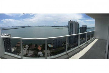 Home for Rent at 600 NE 27 Street #2704, Miami FL 33137