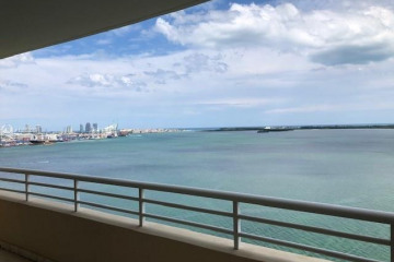 Home for Sale at 808 Brickell Key Dr #1906, Miami FL 33131