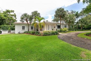 Home for Rent at 531 San Juan Drive, Coral Gables FL 33143