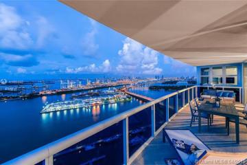 Home for Rent at 400 Alton Rd #3603, Miami Beach FL 33139