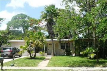 Home for Sale at 4291 SW 11th St, Plantation FL 33317