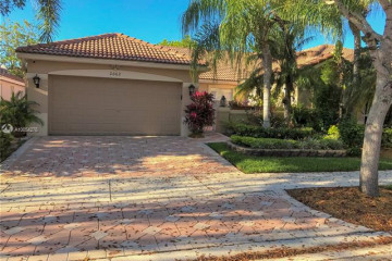 Home for Sale at 2062 Borealis Way, Weston FL 33327