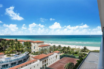 Home for Sale at 5875 Collins Ave #907, Miami Beach FL 33140