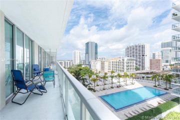 Home for Sale at 79 SW 12th St #1409-S, Miami FL 33130