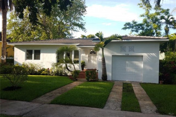 Home for Rent at 918 Ortega Ave, Coral Gables FL 33134