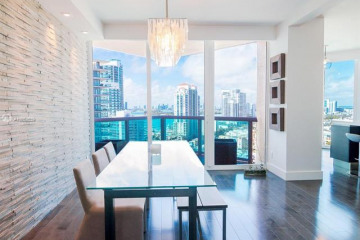 Home for Sale at 300 S Pointe Dr #2206, Miami Beach FL 33139