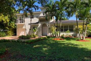 Home for Rent at 1429 Alegriano Av, Coral Gables FL 33146