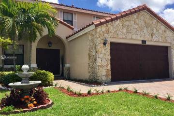 Home for Rent at 9980 NW 10th St, Miami FL 33172