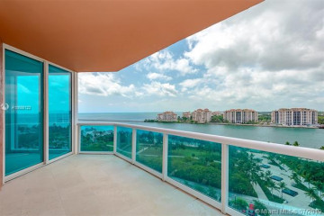 Home for Sale at 300 S Pointe Dr #1403, Miami Beach FL 33139