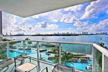 Home for Rent at 1000 West Ave #511, Miami Beach FL 33139