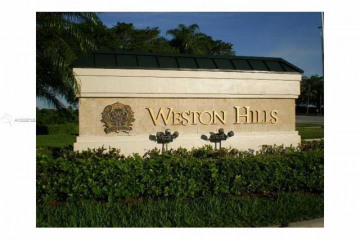 Home for Rent at 3259 Somerset, Weston FL 33332