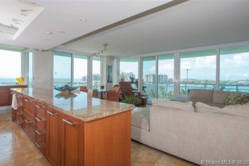 Home for Sale at 400 S Pointe Dr #703, Miami Beach FL 33139