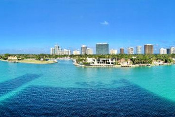 Home for Sale at 10201 E Bay Harbor #604, Bay Harbor Islands FL 33154
