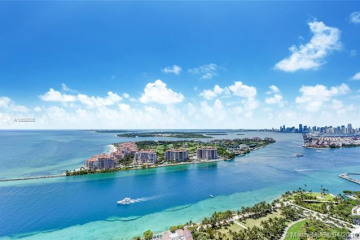 Home for Rent at 100 S Pointe Dr #3801, Miami Beach FL 33139