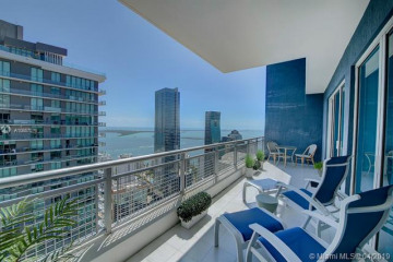 Home for Sale at 60 SW 13th St #4806, Miami FL 33130