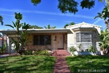 Home for Rent at 2910 SW 2nd Ave, Miami FL 33129