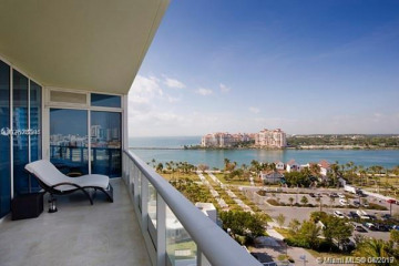 Home for Rent at 100 S Pointe Dr #1001, Miami Beach FL 33139