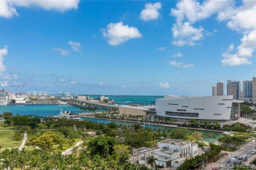 Home for Sale at 1100 Biscayne Blvd #1601, Miami FL 33132