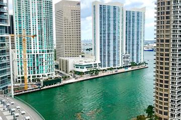 Home for Rent at 495 Brickell Ave #2102, Miami FL 33131