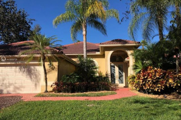Home for Rent at 3240 Huntington, Weston FL 33332